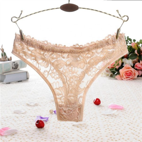 Lace Women's Panties Sexy Ladies Underwear thong For Girls